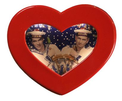 PIERRE & GILLES (Born in 1950 and 1953) Heart...