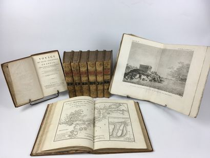 Jean-Jacques BARTHELEMY (1716-1795) Voyage...