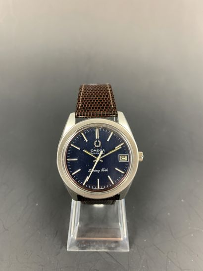OMEGA Seamaster Tuning Fork Vers 1980. Montre...
