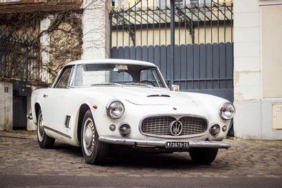 1960 MASERATI 3500 GT TOURING SUPERLEGGERA
