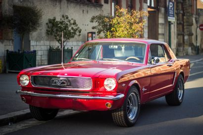 1965 FORD MUSTANG COUPÉ HARD-TOP 289CI
