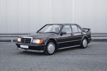 1989 MERCEDES-BENZ 190E EVOLUTION 1