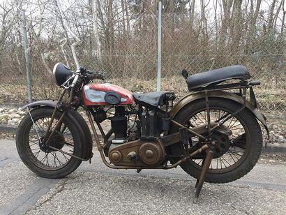 1933 MOTOSACOCHE TYPE 409 BL