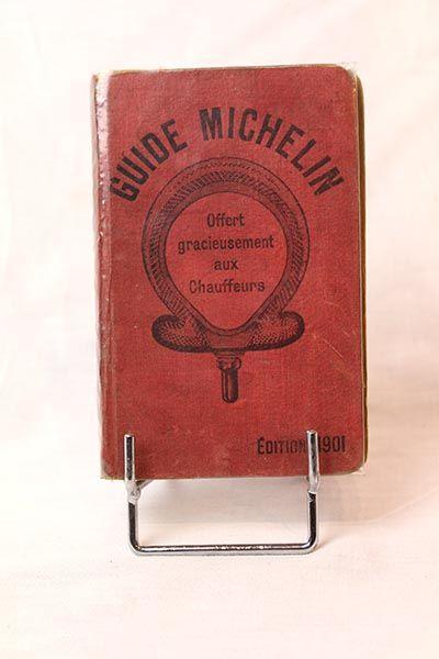 GUIDE MICHELIN 1901