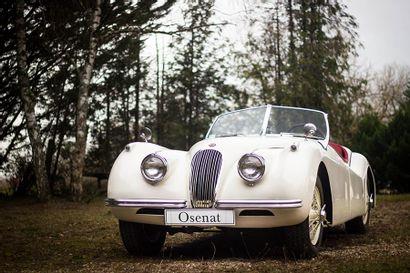 1952 JAGUAR XK120 SE ROADSTER