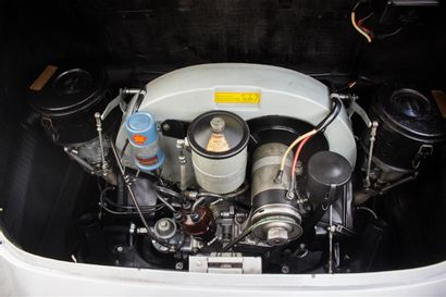1960 PORSCHE 356 BT5 1600 S COUPÉ Serial number 111699  Engine number 86510 type...