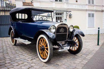 1915 REO THE FITFH DOUBLE-PHAETON