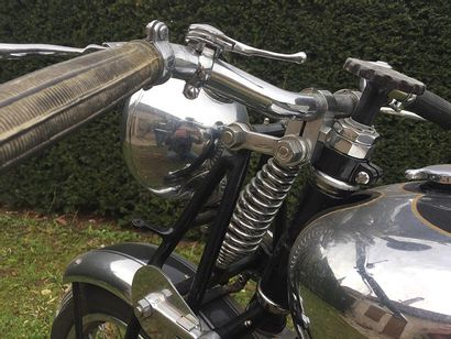 1933 MOTOCONFORT 4 SOUPAPES TYPE T5 CGS Serial number 240516  Engine number 240520...