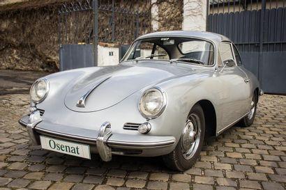 1960 PORSCHE 356 BT5 1600 S COUPÉ