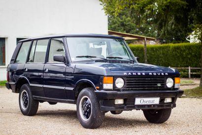 1992 RANGE-ROVER V8 LSE VOGUE