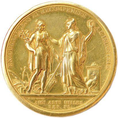 CONSULAT 1799-1804 ENCOURAGEMENTS ET RÉCOMPENSES...