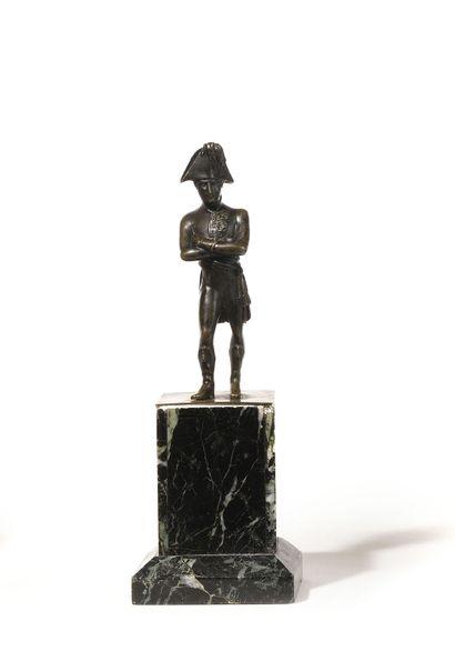 Le Duc de Reichstadt Statuette en bronze...