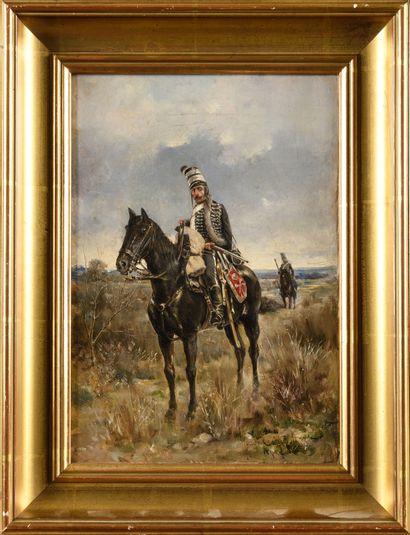Guido SIGRISTE (1864-1915). Officier des...