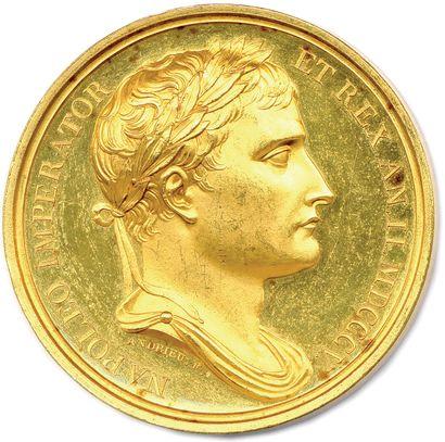 EMPIRE 1804-1804 NAPOLEO IMPERATOR ET REX...