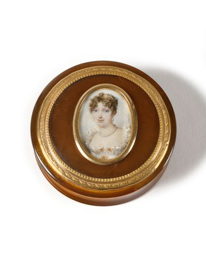 . Jean-Baptiste ISABEY (1767–1855) Marie...