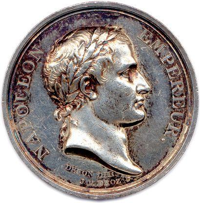 EMPIRE 1804-1814 NAPOLÉON EMPEREUR. Sa tête...