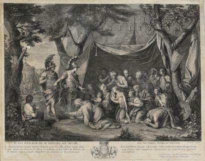 CHARLES LEBRUN (1619-1690), D'APRES La famille...