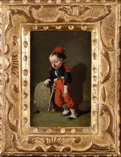 FRANCOIS LOUIS LANFANT DE METZ (1814-1892)...