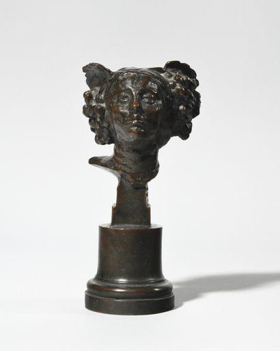 ÉMILE ANTOINE BOURDELLE (1861-1929) Petite...