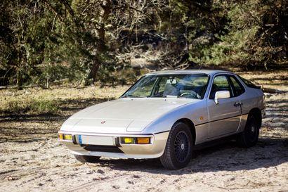 1984 PORSCHE 924 2.0L