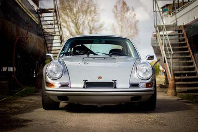 1973 PORSCHE 911 S/T BY PS AUTOMOBILE Numéro de série 9111120222  Base 911 2.2 T...