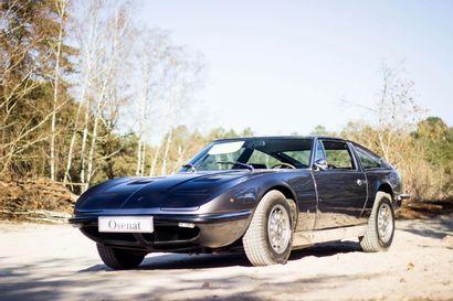 1971 MASERATI INDY 4200 GT
