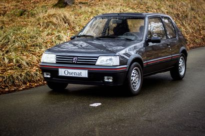 1990 PEUGEOT 205 GTI 1.6L