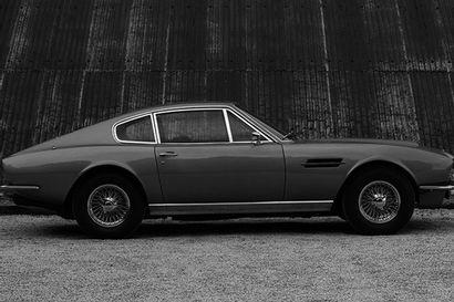 1970 ASTON MARTIN DBS VANTAGE Numéro de série DBS5627L  Numéro de moteur 400 4645...