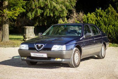 1990 ALFA ROMEO 164 2.0L TWINSPARK