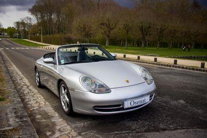 2000 PORSCHE 911 (996) CARRERA CABRIOLET