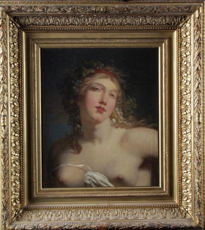 Jacques Antoine VALLIN ( Paris 1760- après...