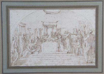 Ecole anglaise du XVIIIème siècle La présentation...