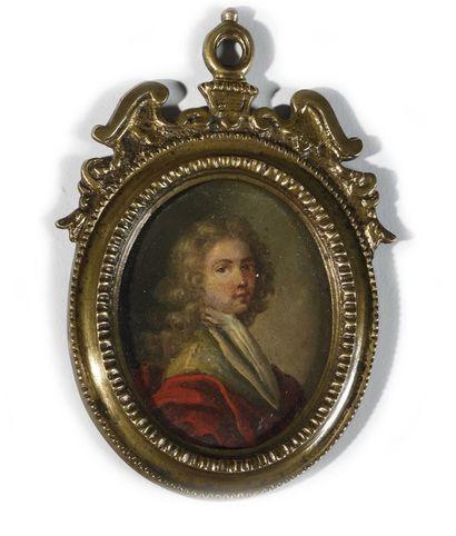 Ecole française du début du XVIIIe siècle....