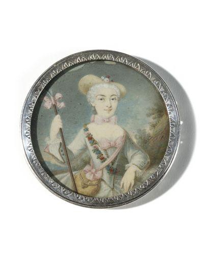 Philipp Jakob I de LOUTHERBOURG (1698-1768),...