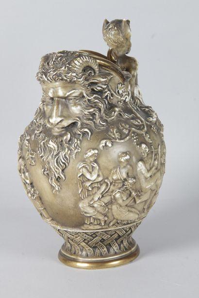 Julius DRESSLER (1882-1945) Important vase...
