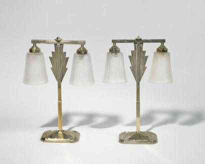 DEGUE pour les verres Paire de lampes de...