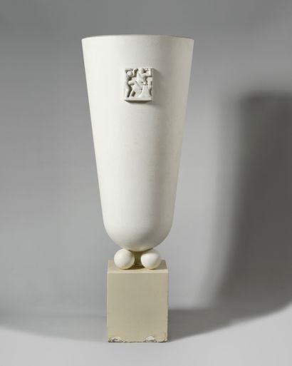 HENRI LAGRIFFOUL (1907-1981) Très grande...