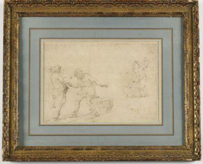 Giovanni Battista FRANCO (C 1510-1561) Recto...