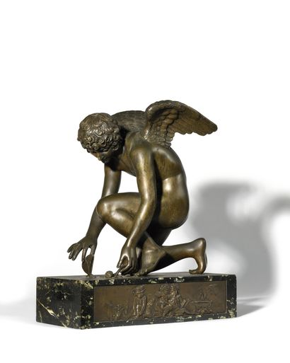 Antoine-Denis CHAUDET (1763-1810) L'Amour...