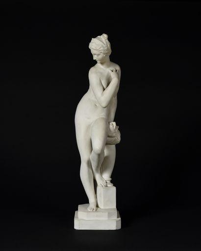 GIAMBOLOGNA, d'après Vénus au bain Groupe...