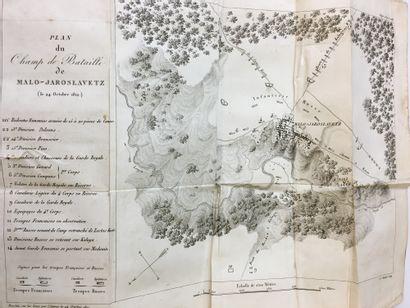 [Campagne russe du 1812]  LABAUME Eugène (1783–1849)  Relation circonstanciée de...