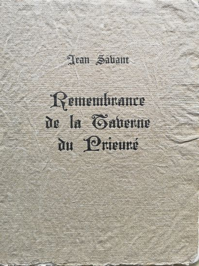 [DE LA BIBLIOTHEQUE DE NICOLAS TOUROVEROFF]  LOT de trois livres : 1) STAEHLIN M....
