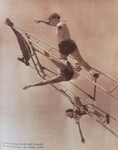 [А.RODCHENKO].  A pageant of youth. Album...