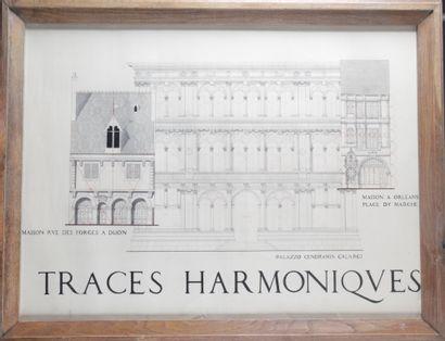 École française du XX siècle. « Traces harmoniques,...