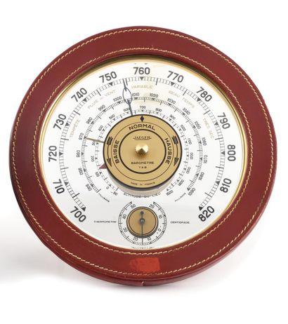 JAEGER Baromètre Vers 1950. Baromètre en...