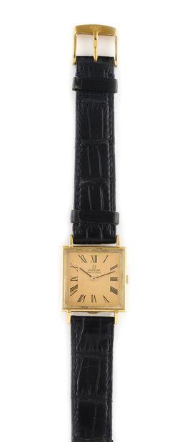 OMEGA Vers 1950. Réf: 311XXXX. Montre bracelet...