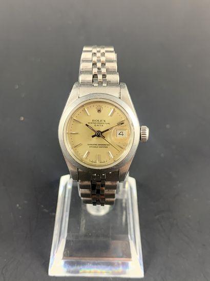 ROLEX 69160 Vers 1976. Réf: 4438550. Montre...