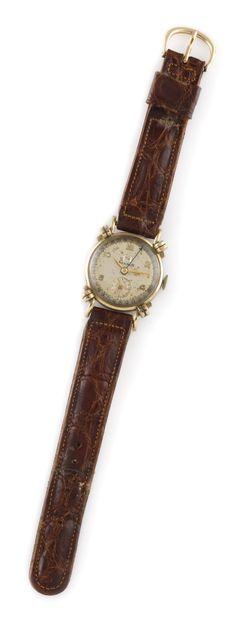 BENRUS About 1940. Ref : 236491 10K gold-plated...