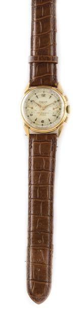 DREFFA Vers 1960. Montre bracelet pour homme...