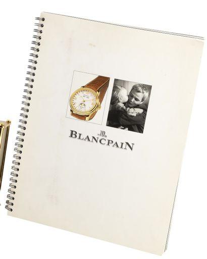 Catalogue BLANCPAIN Vers 2000. Catalogue...